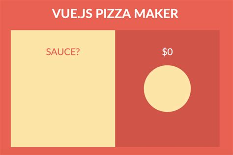 tutorial vue js 2 vue js pizza maker tutorial pairing pure css vue js