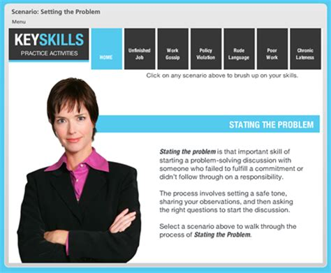 e learning template free e learning template for powerpoint and articulate