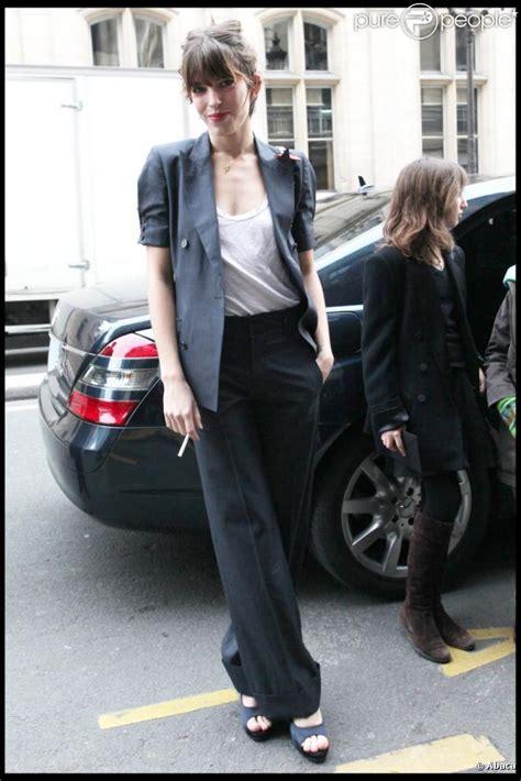 Lou Doillon Style by Fashion Feeling On