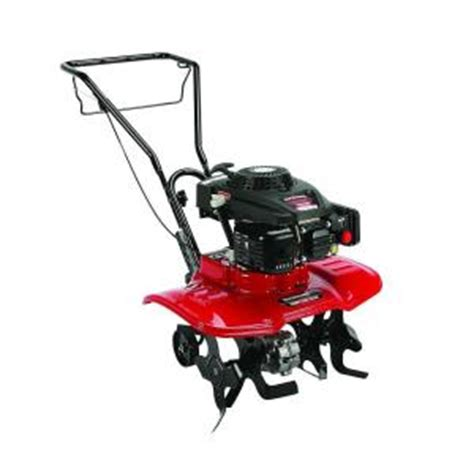 yard machines 24 in 159cc front tine forward rotating gas