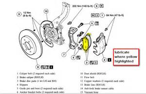 Check Brake System 2010 F150 F150 Stx Rear Brakes 2wd 4 6 Disc Brakes All The Way Around