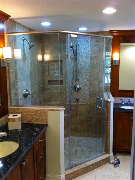 Shower Doors Columbus Ohio Best 25 Custom Shower Doors Ideas On Custom Shower Showers And Bathrooms