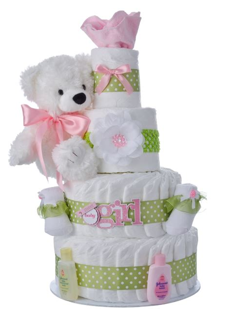 Sweet Baby Shower by Sweet Baby 4 Tier Cakes