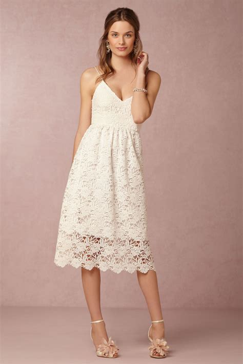 Wearing A Wedding Gown by Fabulous Bridal Shower Dresses To Wear If You Re The