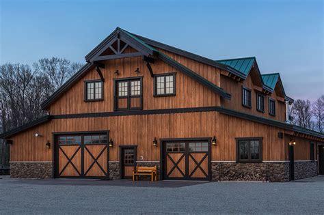 daggett michigan barn style garage  living quarters