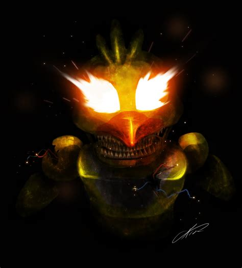 imagenes de jack o chica jack o chica five nights at freddy s 4 by ckibe on deviantart