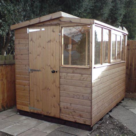 Pot Shed by Garden Sheds Workshops Summer Houses In Hertfordshire
