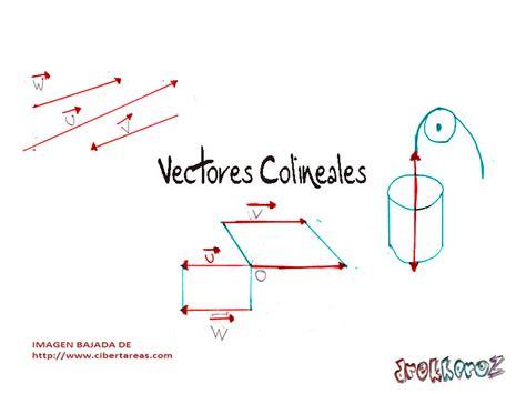 Imagenes De Vectores Colineales | vectores colineales sistema de vectores cibertareas
