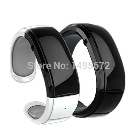 Bluetooth Bracelet Watch caller ID display/anti lose/answer/hang up call/music player For Smart