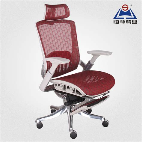 office chair with footrest high end fashion mesh ergonomic office chairs chair