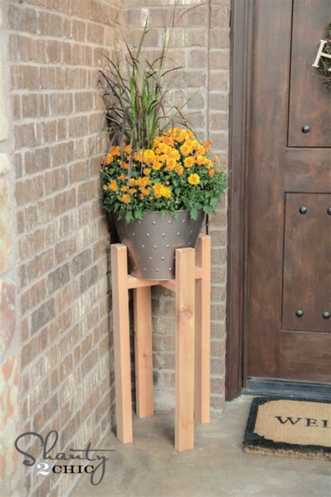 Windowsill Herb Planter 23 Diy Plant Stands That Hold The Product Of Your Green Thumb