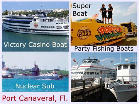casino boat port canaveral florida the many boats of port canaveral florida