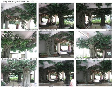 cheap white artificial trees cheap white artificial ficus tree without leaves indoor