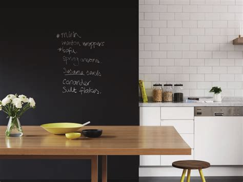 dulux design chalkboard paint dip into decorating ideas big and small for