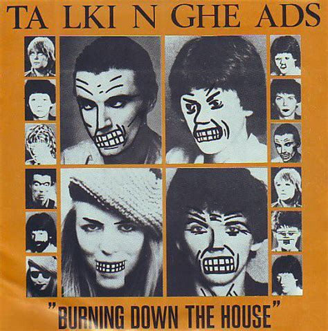 talking heads burning down the house talking heads burning down the house vinyl at discogs