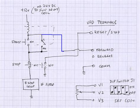 emergency stop relay wiring diagram get free