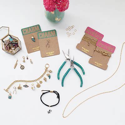 materials needed for jewelry diy charm jewelry 101