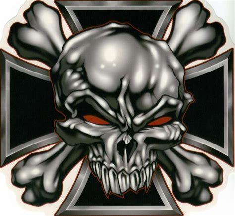 skull cross tattoos skull iron cross search quot skulls
