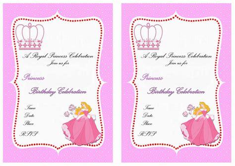 printable birthday invitations princess princess birthday invitations birthday printable