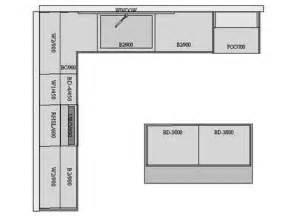 L Shaped Kitchen Floor Plan plans l shaped kitchen floor plan creator on l shaped design floor
