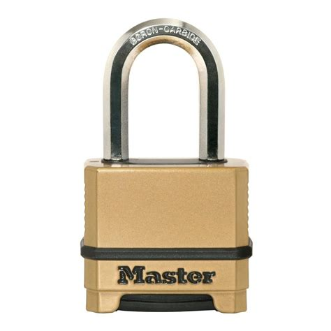 Lock4 Set 18 master lock magnum 2 in set your own combination padlock with 1 1 2 in shackle m175xdlfccsen
