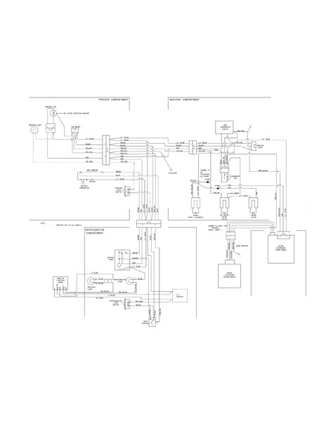 kenmore elite refrigerator schematic kenmore free engine