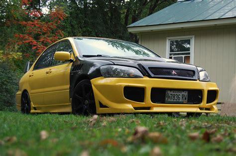 2002 mitsubishi lancer modified 02lancerrhw 2002 mitsubishi lancer specs photos