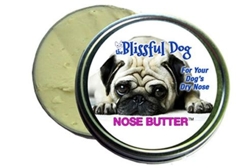 crusty pug nose pug nose butter organic balm soothes or crusty cracked noses