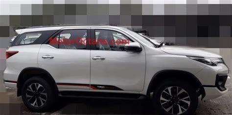 Side Stiker Sport Daihatsu Sirion 2011 2017 toyota fortuner trd sportivo side view indian autos