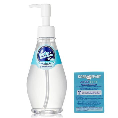 Sprite Detox by Holika Holika Soda Pore Cleansing Cleansing Soda Water