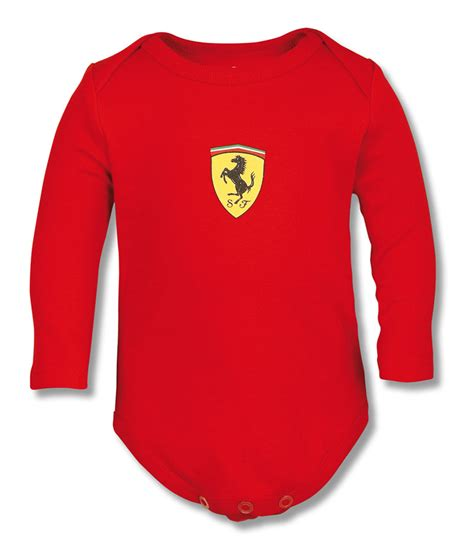 ferrari clothing ferrari clothes for the youngest extravaganzi