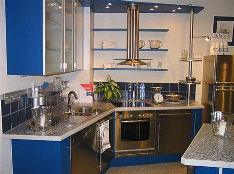 Angebot Muster Gebäudereinigung sonstige musterk 252 che winkelk 252 che in blau mit inselelement