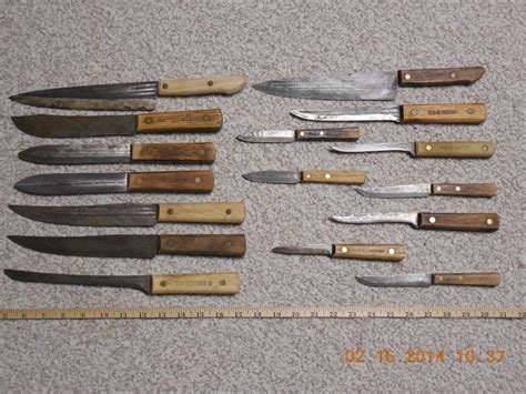 Carbon Steel Kitchen Knives by The Zeiger Family Homestead Blog 187 High Carbon Steel