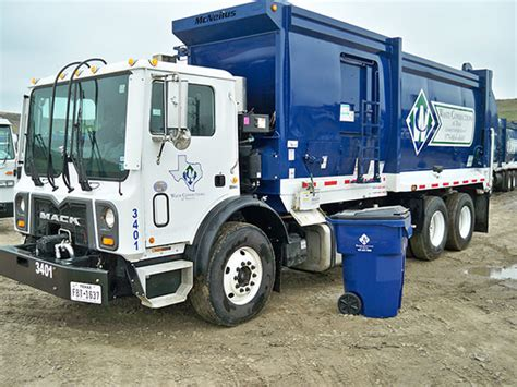 residential brazoria county trash recycling waste