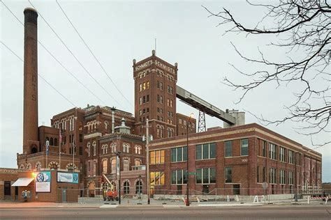 Ramsey County Detox Mn by Famed Brewery Becomes Affordable Artist Lofts Housing
