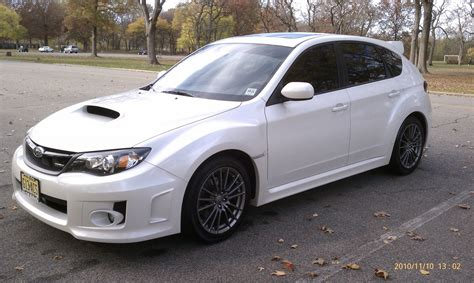 white subaru hatchback 2011 subaru impreza wrx sti hatchback would make a great