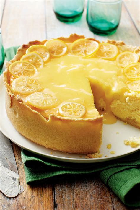 desserts spring cheesecake recipes southern living