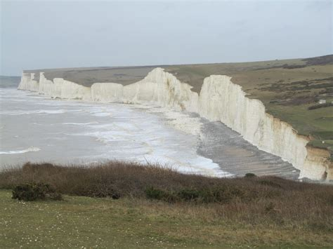 pin white cliffs of dover painting on