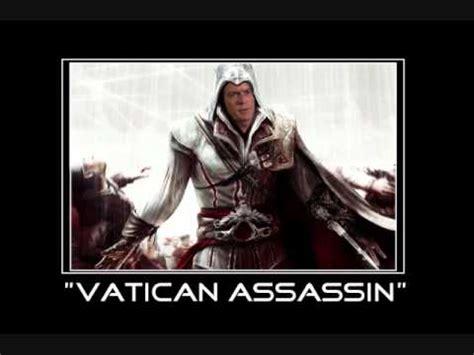 Vatican Assassin sheen quot vatican assassin quot