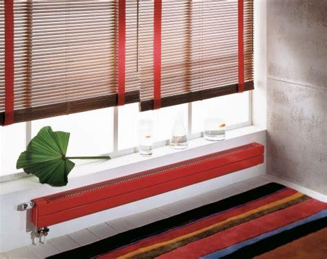 radiateur plinthe chauffage central 2112 les radiateurs allient performance et design travaux
