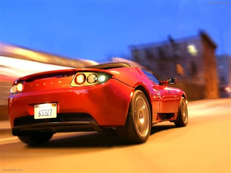Tesla Roadster Sport Tesla Roadster Sport Car Wallpapers 26 Of 72