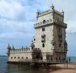 lissabon belem torre de bel 233 m la enciclopedia libre