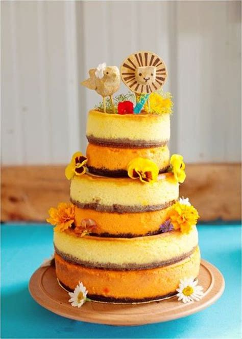 Wedding Cake No Icing by Rustic Wedding Cake No Icing Wedding Cakes Juxtapost