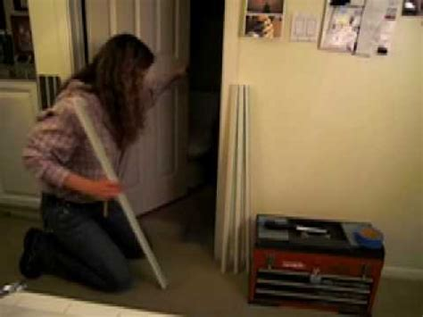 Interior Door Gap Fix by How To Install Diy Door Gap Fix On A Interior Door