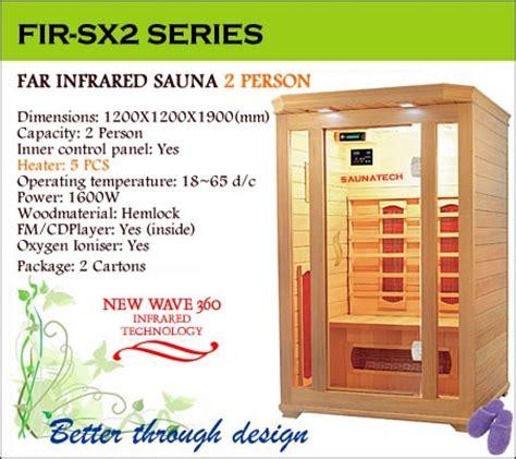 Do Suana Work To Detox The by The Sauna Shop Direct Sauna Sales