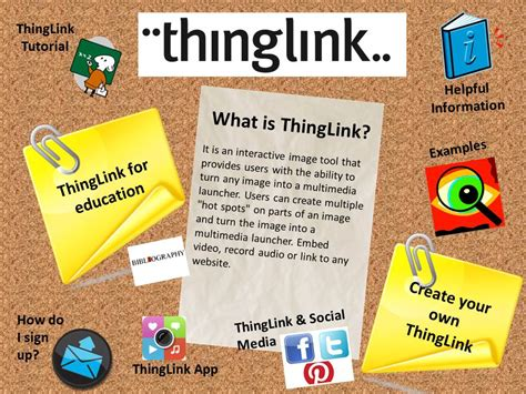 make your blog images interactive with thinglink thinglink in the classroom one image tons of possibilities