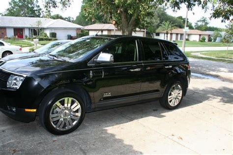 2008 lincoln mkx limited edition sell used 2008 lincoln mkx limited edition sport utility 4