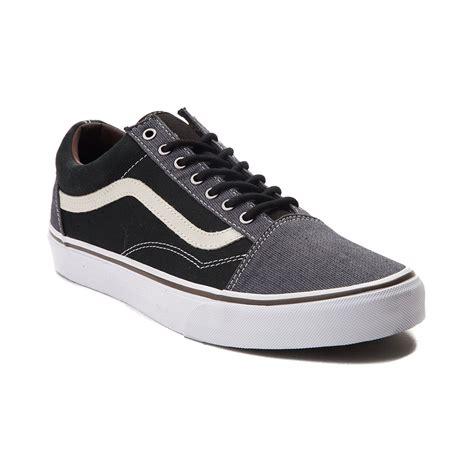 Vans Shoes by Vans Skool T H Skate Shoe Black 497100