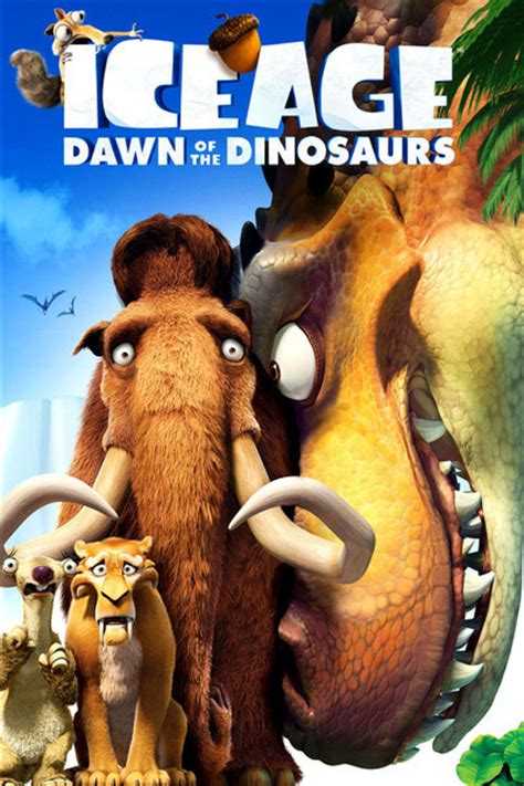 films over dinosaurus ice age dawn of the dinosaurs movie review 2009 roger