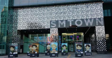 showbiz sm entertainments  pop stronghold smtown coex artium  close   straits times